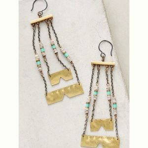 Anthropologie Cimarron Earrings